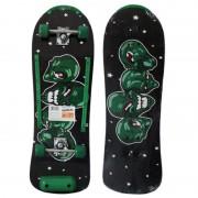 Skate Radical Iniciante Mascara Skateboard Shape 76x24 Bel Sports - 401900