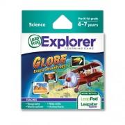 Leapfrog Leapster Explorer Globe World Explorer - Juego educativo sobre geografía