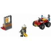 Brandfyrhjuling (Lego 60105 City)