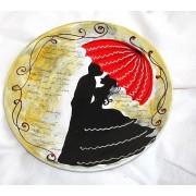 ceramica farfurie a- 004ab