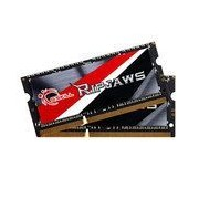 G.Skill RipJaws SO-DIMM 8 Go (2 x 4 Go) DDR3 1600 MHz CL9 - Kit Dual Channel DDR3 PC3-12800 - F3-1600C9D-8GRSL (garantie à vie par G.Skill)