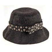 Cappello Griselda nero