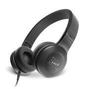 Casti on-ear JBL E35 (Albastru)