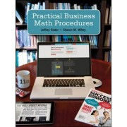 Practical Business Math Procedures with Handbook and WSJ Insert by Jeffrey Slater