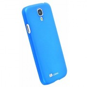Krusell 89837 ColorCover Slim Case for Samsung Galaxy S4 - 1 Pack - Retail Packaging - Blue