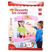 Sweet Treats Ice Cream Parlour Toy (36 Pieces)