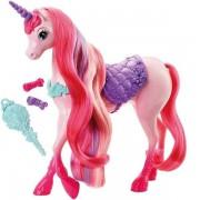 Mattel Unicorno Chioma Da Favola Barbie