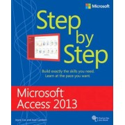 Microsoft Access 2013 Step by Step, Paperback