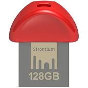 Strontium Nitro Plus NANO 128GB USB 3.0 Flash Drive - SR128GRDNANOZ