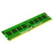 Kingston Technology Kingston ValueRAM Mémoire 2 Go DIMM 240 broches DDR3 1066 MHz CL7 1.5 V mémoire sans tampon NON ECC
