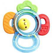 Magideal Auby Baby Rattles Toy Multicolour Sun Teether Rattles for New Born Baby