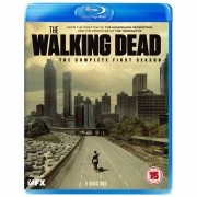 The Walking Dead The Complete First Season 1 Blu-ray