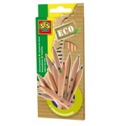 SES Creative Eco Colored Pencils Set