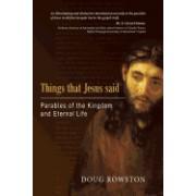 Things That Jesus Said