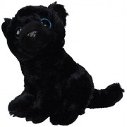 "Big Eye Sitting Black Panther 9"" by Fiesta"