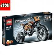 Лего Technic Мотокрос мотор 42007 - Lego