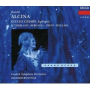 G.F. Handel - Alcine En Cesare- Highlig (0028943372329) (3 CD)