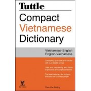 Tuttle Compact Vietnamese Dictionary by Phan Van Giuong