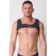CellBlock 13 Commando Harness Camouflage/Blue CBS030