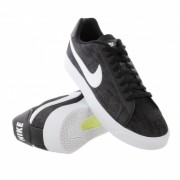 "Nike Court Royale LW Canvas ""Black"""
