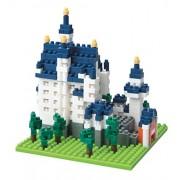 Nanoblock Architecture - Cinderella's Castle (Neuschwanstein Castle) (non-LEGO)
