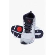 Puma Evader Mid Geo Wn S Gray Violet Running Shoes(Grey)