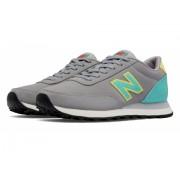 New Balance 501 New Balance Silver with Blue