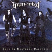 Immortal - Sons of Northern Darkness (0727361661229) (1 CD)