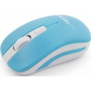 Mouse Wireless Esperanza EM126WB Uranus albastru