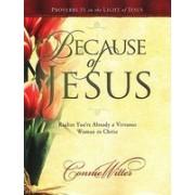 Because of Jesus