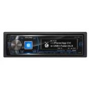 Alpine CDE-175R Radio para coches de 200 W (CD, DVD, FM, LW, MW, 87.5 108 MHz), negro (importado)