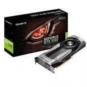 Gigabyte gv-n1080d5 x -8gd Carte graphique Nvidia GeForce GTX 1080 Fondateur Edition 8 Go GDDR5 mémoire x 256 bit/HDMI/DVI/DP Carte graphique PCI Express 3 - Noir
