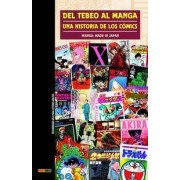 Del tebeo al manga: una historia de los cómics: Manga: Made in Japan by AA.Vv.