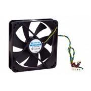 Chieftec AF-1225PWM case fan - 120x120x25mm -4 pin PWM/Molex