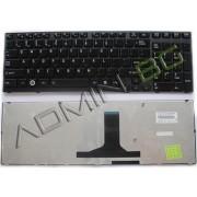 Клавиатура за лаптоп Toshiba Satellite A660 A660D A665 Черна US/UK