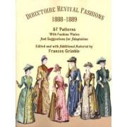 Directoire Revival Fashions 1888-1889 by Frances Grimble
