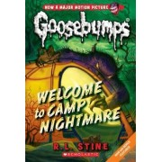 Welcome to Camp Nightmare by R. L. Stine