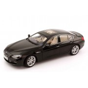 Miniatura BMW Seria 6 F06 1:18 Sapphire Black