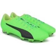 Puma evoPOWER Vigor 4 FG Football Shoes(Green)