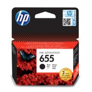 Cartus, black, nr. 655, HP Ink Advantage CZ109AE