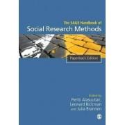 The SAGE Handbook of Social Research Methods by Julia Brannen