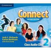 Connect Level 2 Class Audio CDs (2): Level 2 by Jack C. Richards