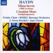 J. Haydn - Missa Brevis/ Creation.. (0747313212774) (1 CD)