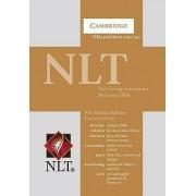 NLT Pitt Minion Reference Edition NL446:XR Black Goatskin Leather by Baker Publishing Group