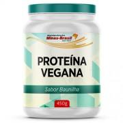 Proteina Vegana Sabor Baunilha 450 G Manipuladas