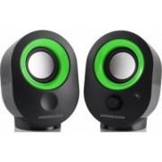Boxe Modecom MC-XS5 Negru-Verde