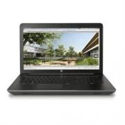 """HP ZBook 17 G3, i7-6700HQ, 17.3"""" FHD, M1000M/2GB, 8GB, 500GB SATA 7200, DVDRW, ac, BT, FPR, DOS"""