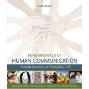 Fundamentals of Human Communication by Melvin Defleur