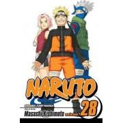 Naruto, Vol. 28 by Masashi Kishimoto
