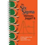 The Six SIGMA Memory Jogger II by Michael Brassard